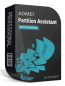 Preview: AOMEI Partition Assistant Professional 9.1 + Lebenslange Upgrades