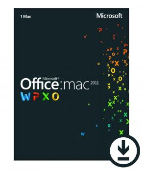 Microsoft Office 2011 Standard - MAC