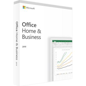 Microsoft Office 2019 Home and Business - macOS