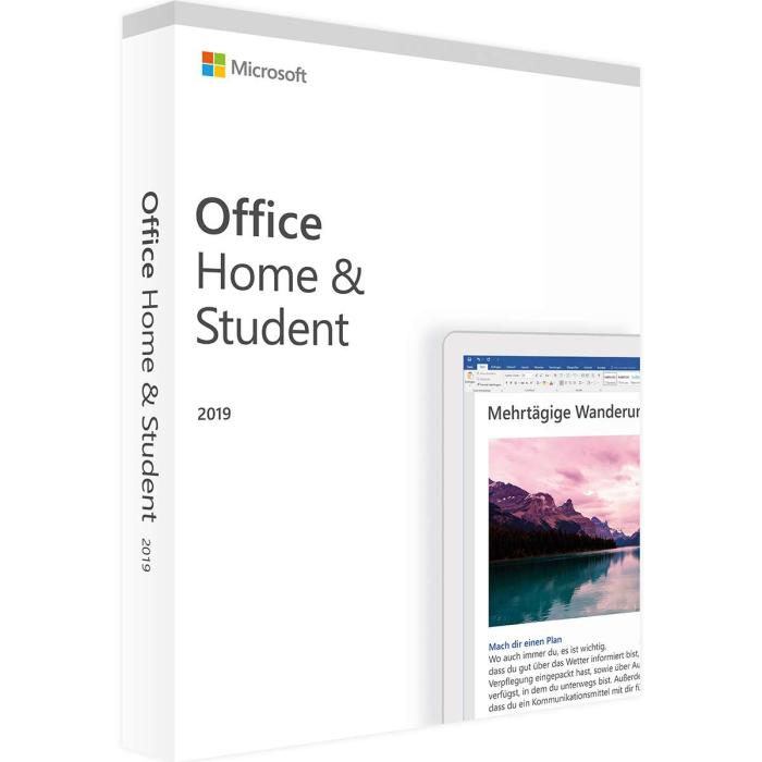 Microsoft Office 2019 Home and Student - macOS